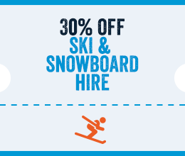 30% Off Ski Hire in La Massana